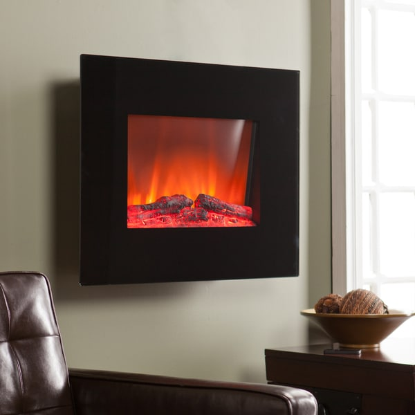 upton home adler wall mount electric fireplace 15678077