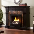 Upton Home Hollandale Ebony Gel Fuel Fireplace