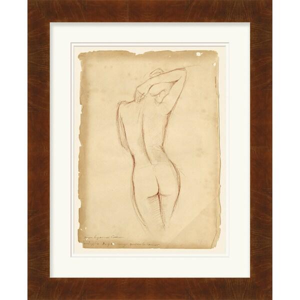 Ethan Harper 'Figure' Open Edition Giclee Print