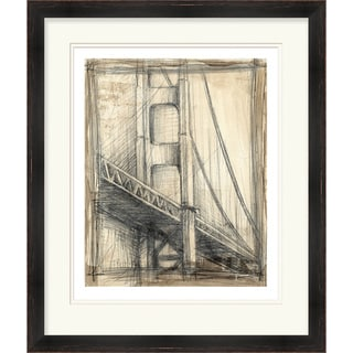 Ethan Harper 'Bridge' Limited Edition Giclee Print