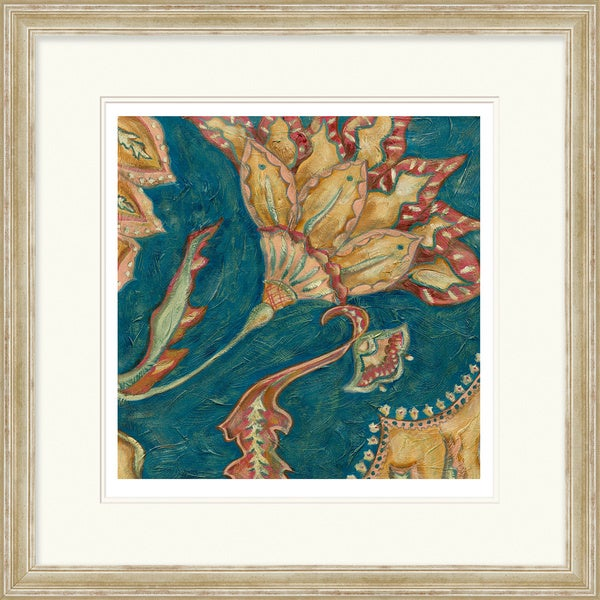 Chariklia Zarris 'Paisley' No.2 Limited Edition Giclee Print