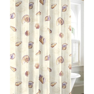Tommy Bahama Kemps Bay Cotton Shower Curtain