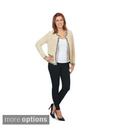 Bacci Women's Elegant Short Jacket