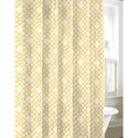 Tommy Bahama Bamboo Trellis Cotton Shower Curtain