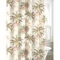 Tommy Bahama Bonny Cove Cotton Shower Curtain