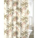 Tommy Bahama Bonny Cove Cotton Shower Curtain