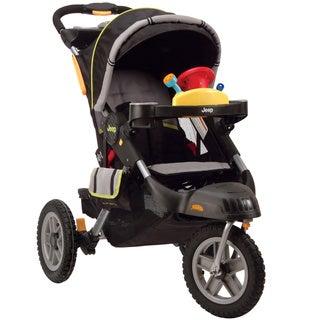 Jeep Liberty Limited Stroller in Gravity