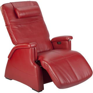 Perfect Chair Red Serenity Plus Infrared Recliner