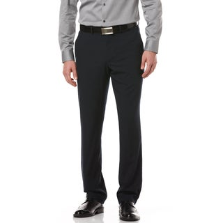 Perry Ellis Men's Slim Fit PV Micro Stripe Dress Pants