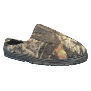 Muk Luks Men's Camouflage Espadrille Slippers