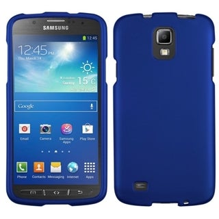 BasAcc Titanium Dark Blue Case for Samsung Galaxy S4 Active i537