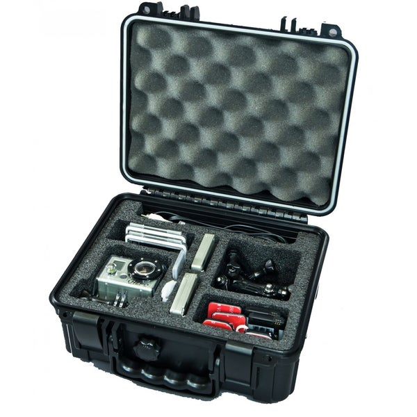 Go Professional Pro XB-500 Watertight Rugged Case for GoPro Cameras