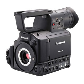 "Panasonic AG-AF100 Digital Camcorder - 3.5"" LCD - Live MOS - Full HD"