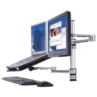 Atdec Visidec VF AT NBC Notebook Arm and Monitor Arm