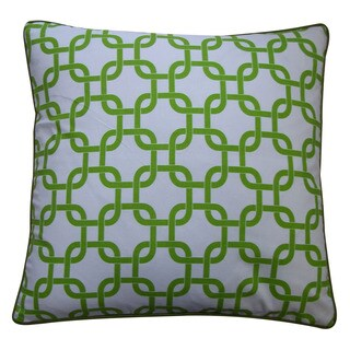 Jiti Green 20 x 20-inch Links Down Pillow