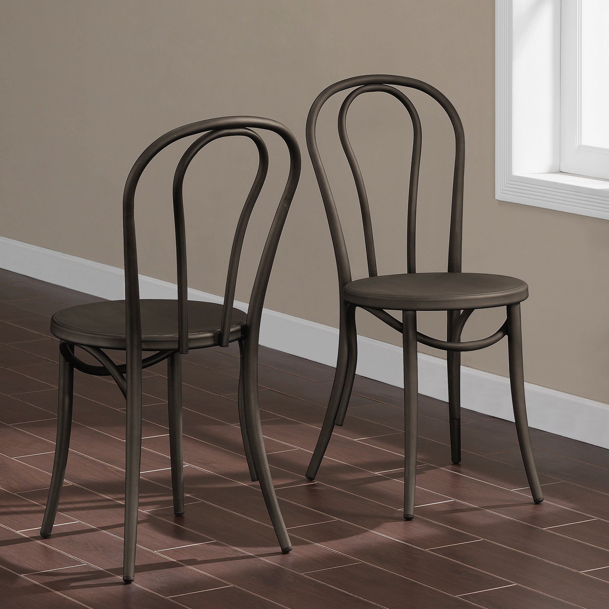 alfa img showing antique french metal chairs