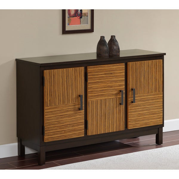 Reed Wood Buffet Storage Furniture Cabinet Sideboard Vintage Server Dining Solid Ebay