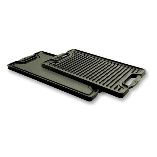 Emeril Reversible Cast Iron 14-inch Griddle