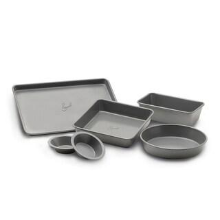 Emeril Non-stick Carbon Steel 6-piece Bake Set