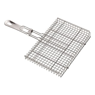 Emeril Stainless Steel Vegetable Basket Grill