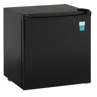 Avanti 1.7-cubic foot Black Refrigerator