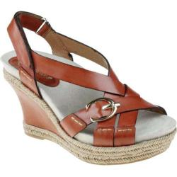 Women's Earthies Salerno Too Spice Calf Leather
