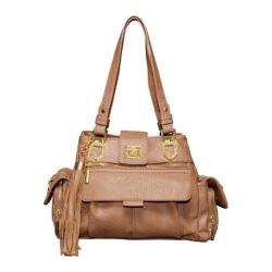 Women's Elise Hope Freddy Shoulder Bag Tan