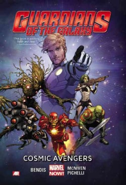 Guardians of the Galaxy 1: Cosmic Avengers (Paperback)