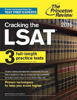 The Princeton Review Cracking the LSAT 2015 (Paperback)
