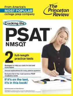 The Princeton Review Cracking the PSAT (Paperback)