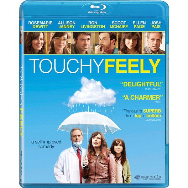 Touchy Feely (Blu-ray Disc) 11769074