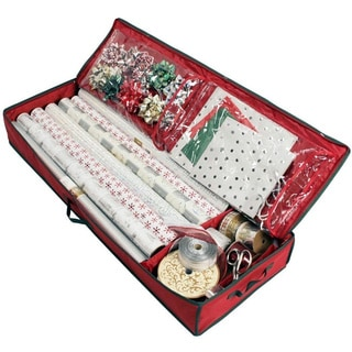 Holiday Wrapping Underbed Storage