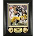 Pittsburgh Steelers Troy Polamalu Gold Coin Photo Mint