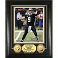 New Orleans Saints Drew Brees Gold Coin Photo Mint