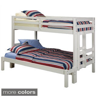 Napoli Twin Over Full Bunk Bed