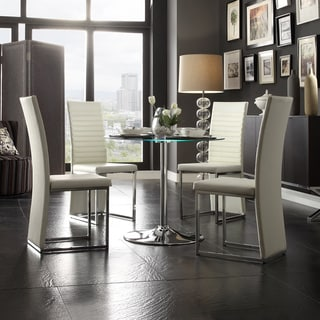Modern dining sets overstock shopping table amp chairs