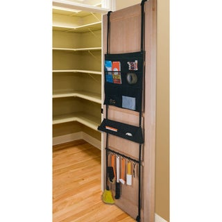 Right-At-Home 6-compartments Over Door Organizer
