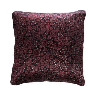 Khamir Printed 16 x 16-inch Cushion Cover (India)