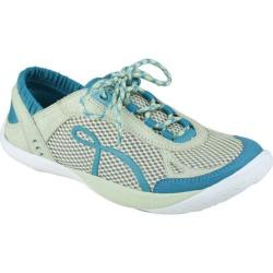 Women's Kalso Earth Shoe Prosper Lime Microfiber