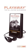 The Brothers: John Foster Dulles, Allen Dulles, and Their Secret World War (Pre-recorded digital audio player)