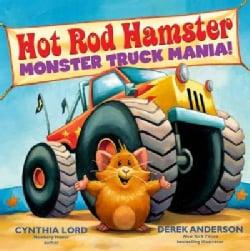 Monster Truck Mania! (Hardcover)