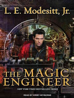 The Magic Engineer: Library Edition (CD-Audio)