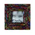 Colorful 3.5 x 3.5-inch Bangle Bracelet Frame