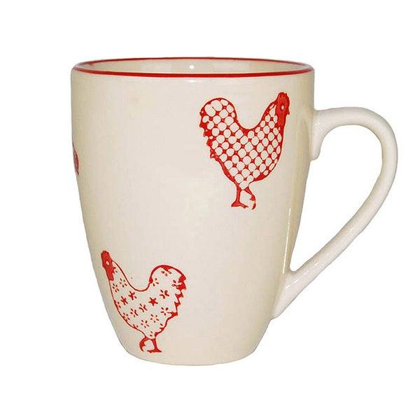Barnyard Style Espresso Mug (Set of 6)
