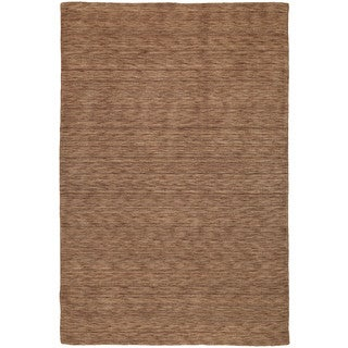 Gabbeh Hand-tufted Copper Rug (8' x 11')