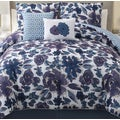 Starling 5-piece Reversible Comforter Set