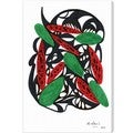 Oliver Gal 'Watermelon Still Life' Canvas Art