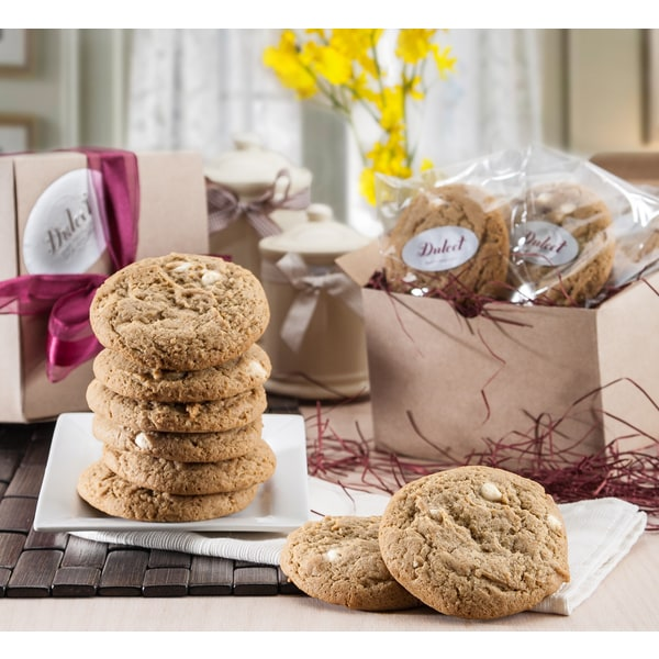 Macadamia Nut Cookies Gift Box