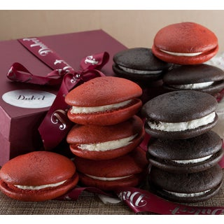 Gourmet Chocolate/ Red Velvet Whoopie Pies