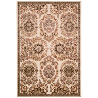 kathy ireland Home Bel Air Ivory Rug (3'6 x 5'6)